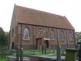 ingang kerk